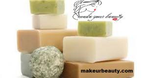 اصنعي صابون لتبييض المنطقة الحساسة